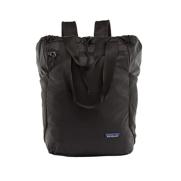 Sac Patagonia Ultralight Black Hole Tote Pack - Black - Echoppe Sauvage