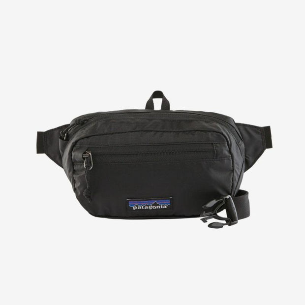 Sac Banane Patagonia Ultralight Black Hole Mini Hip Pack - Black - Echoppe Sauvage
