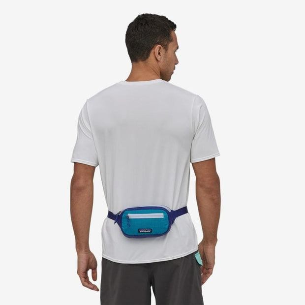 Sac Banane Patagonia Ultralight Black Hole Mini Hip Pack - Cobalt Blue - Echoppe Sauvage