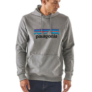 Sweat-Shirt-Patagonia-Capuche-Gris-Style