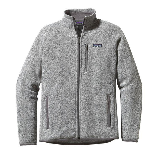 Veste Patagonia Homme Better Sweater Jacket Gris - Echoppe Sauvage