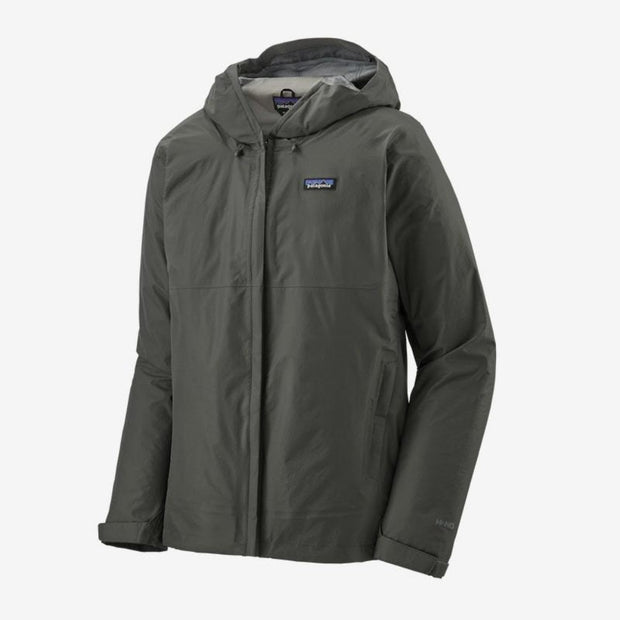 Veste imperméable Patagonia M's Torrentshell 3L - Forge Grey - Echoppe Sauvage