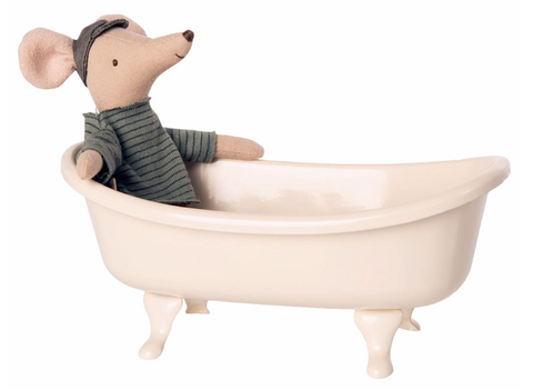 Maileg Mouse Bath Tub *Preoder
