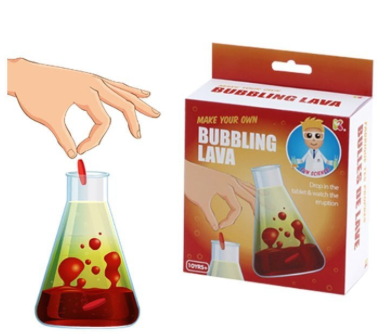 Magnoidz Labs - Bubbling Lava kit