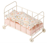 Maileg Baby Cot - Metal