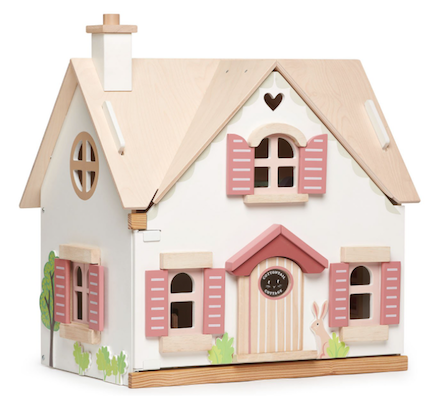 Tender Leaf Toys Cottontail Cottage *Preorder