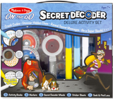 Melissa and Doug Secret decoder set