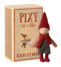 Maileg Christmas Pixy Elf Boy 2020