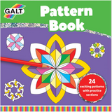 GALT Pattern colouring book