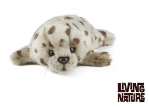 Living Nature Grey Seal Pup