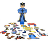 Melissa and Doug Magnetic Dress-Up