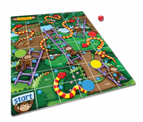 Orchard Toys Mini Game Jungle Snakes & Ladders