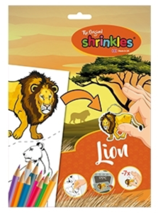 Shrinkles slim pack - Lion