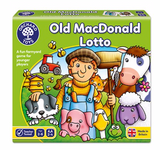 Orchard Toys Old MacDonald Lotto Game