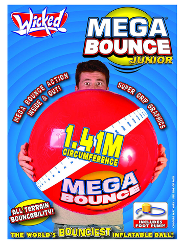 Wicked Megabounce Junior