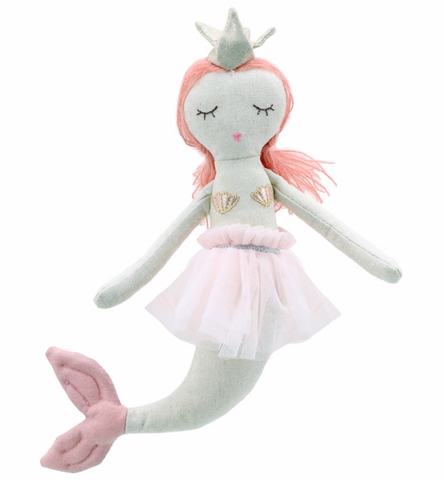 Wilberry Mermaid doll