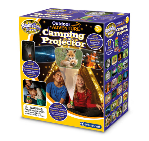 Brainstorm Camping Projector