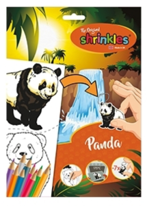 Shrinkles slim pack - Panda