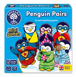 Orchard Toys Mini Game Penguin pairs