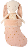 Maileg Bunny Angel in Stocking - Powder