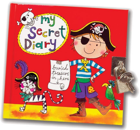 Rachel Ellen Pirate secret diary