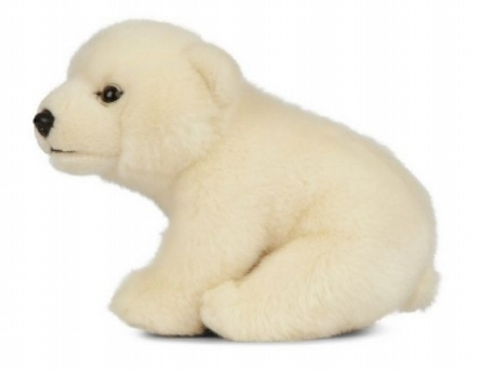 Living Nature Polar Bear Cub