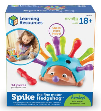 Learning Resources Spike the Fine Motor Hedgehog