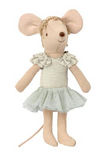 Maileg Dance Mouse - Swan Lake Ballet Outfit