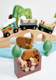 Tender Leaf Toys Wild Pines Train Set