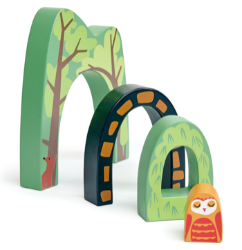 Tender Leaf Toys Forest Tunnels