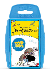 Top Trumps - The World of David Walliams