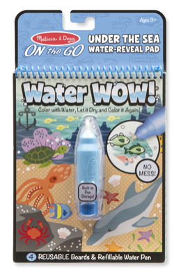 Melissa & Doug Water Wow - Underwater