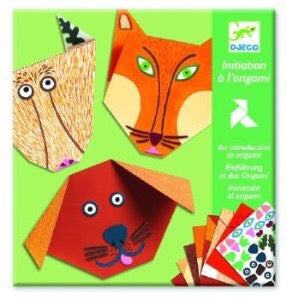 Djeco Origami - Animals