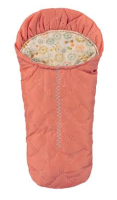Maileg Sleeping Bag, Small Mouse (Peach)