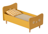 Maileg Wooden Bed Mini - Yellow *Preorder