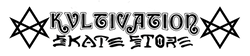 Kvltivation Skate Store Long logo