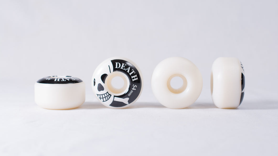 Death Skateboards 54mm Urethane Wheels
