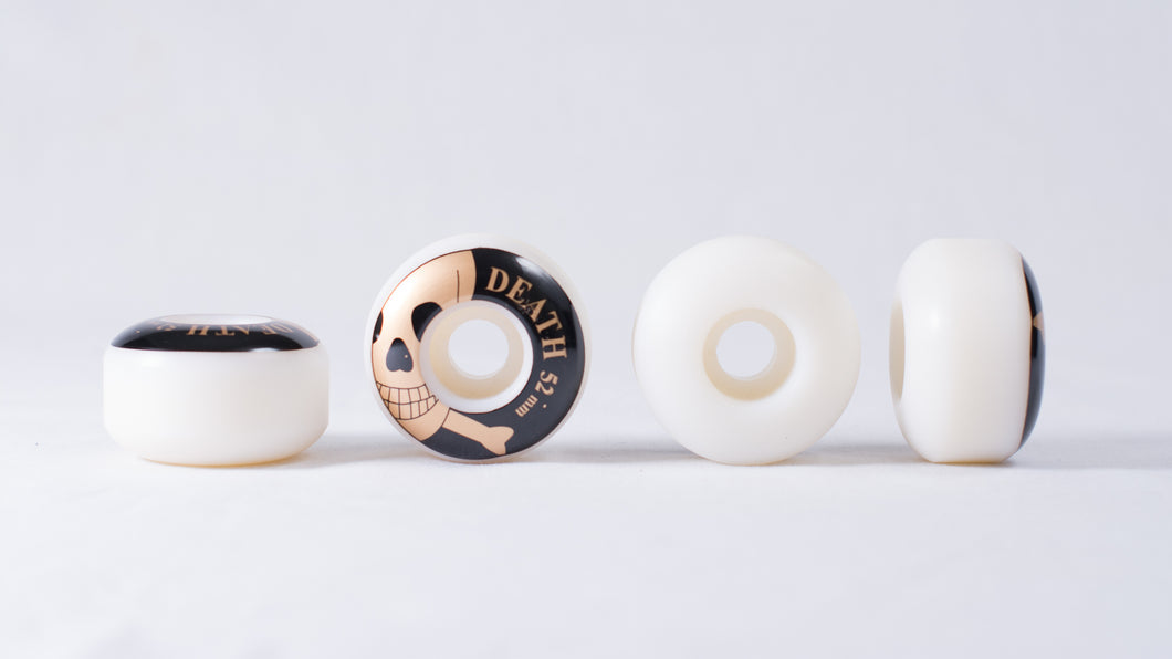 Death Skateboards Urethane 52mm Wheels