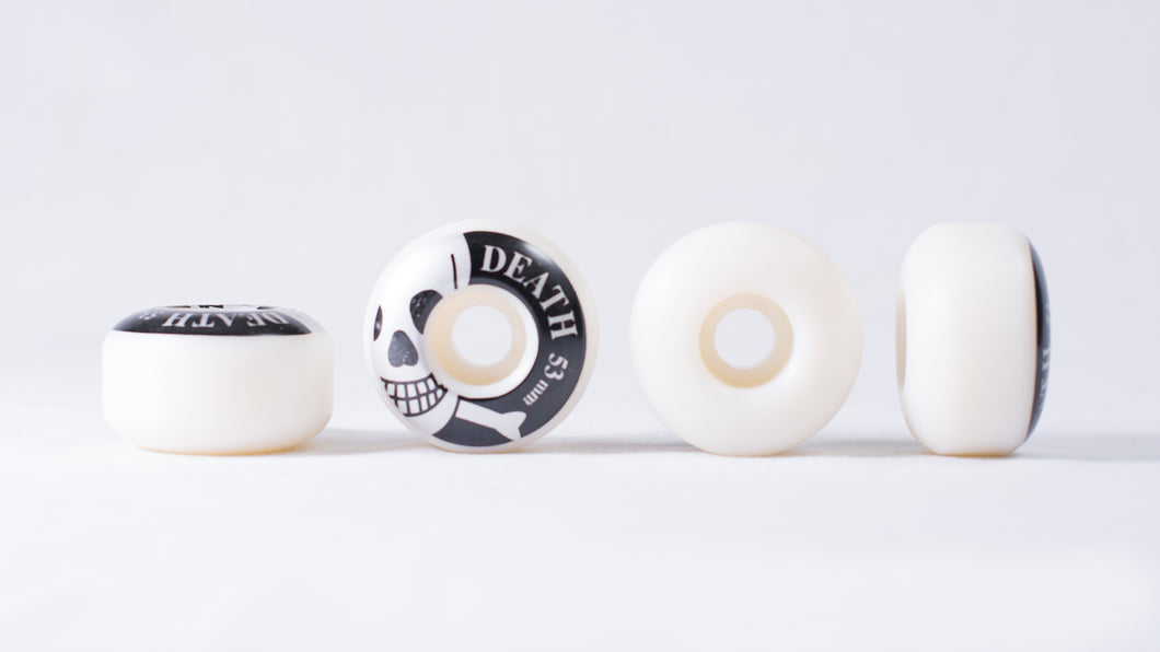 Death Skateboards 53 Urethane Wheels