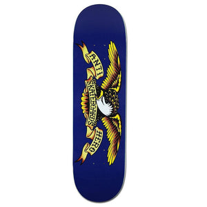 "Anti Hero Skateboards - Classic Eagle 8.5"" Deck"