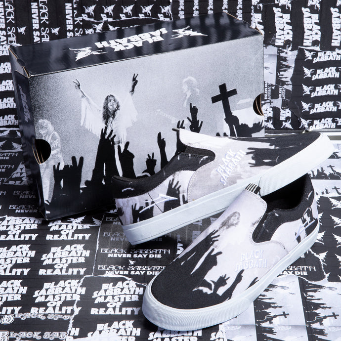Lakai LTD X Black Sabbath - Master of Reality Owen VLK Shoes