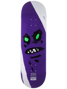 "Heroin Skateboards - Call Of The Wild DMODW 9.25"" deck"