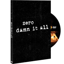 Load image into Gallery viewer, Zero Skateboards - Damn it All DVD