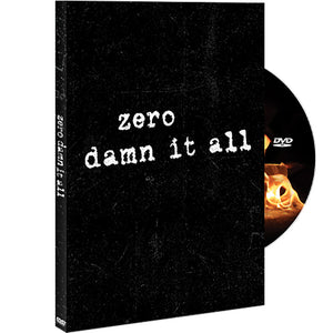 Zero Skateboards - Damn it All DVD