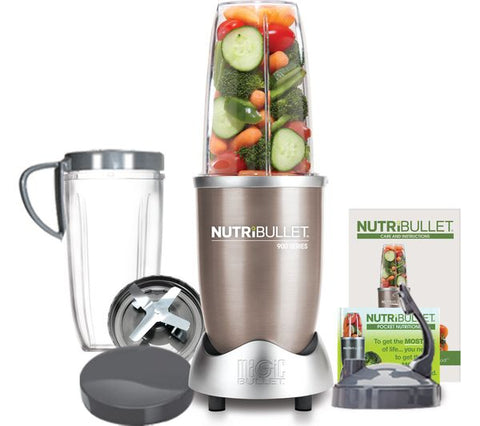 NutriBullet Pro 900 Watt Magic Bullet - Som sett på TV
