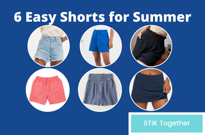 6 Easy Shorts for Summer