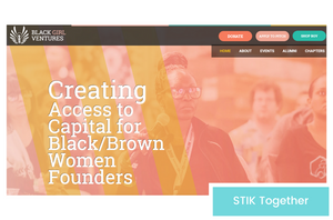 A little more about our new favorite organization: Black Girl Ventures
