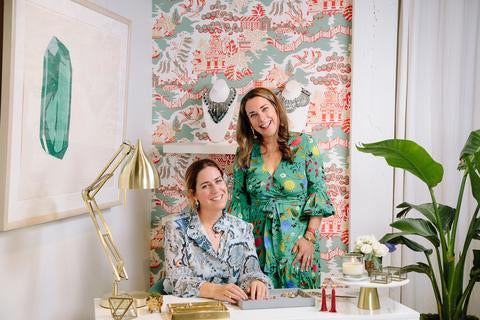 WWL (WOMEN WE LOVE): MEGAN + MORIA FLYNN OF M.FLYNN JEWELRY