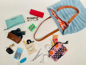 What's in Sarah's Ainslie Tote?