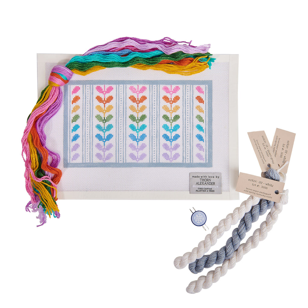 Clutch Needlepoint Kit